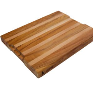 Stripes End Grain Chopping Board