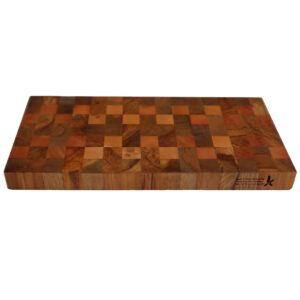 End Grain Cheese Board
